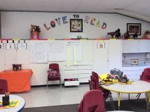 Virginia's classroom