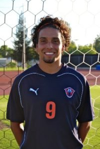 Rodrigo as a Sunbird soccer player