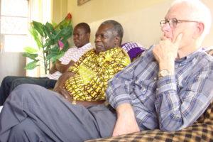 Dalton, Pakisa, Maurice in Bukavu