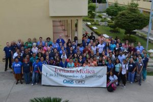 Amy with the missions team to the Dominican Republic