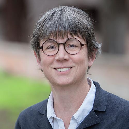 Pamela Johnston, Ph.D., Chair of Faculty Senate