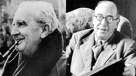 J.R.R. Tolkein and C.S. Lewis